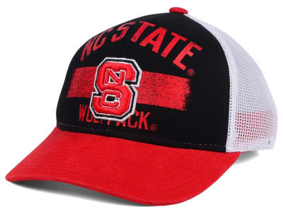 North Carolina State Wolfpack adidas NCAA Sunshine Trucker Cap
