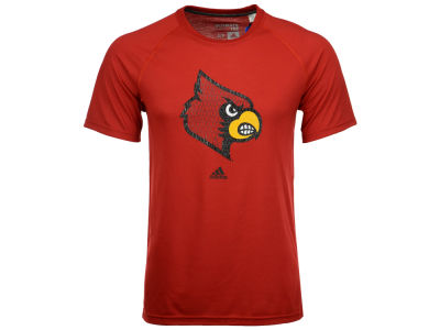 Louisville Cardinals adidas NCAA Men's Iced Out T-Shirt