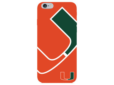Miami Hurricanes IPhone 7 Dual Protection Case