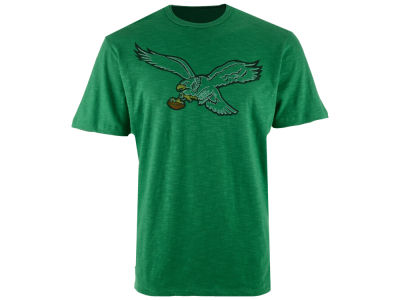Philadelphia Eagles '47 NFL Retro Logo Scrum T-Shirt