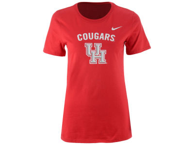 Houston Cougars NCAA Women's Crew Cotton T-Shirt