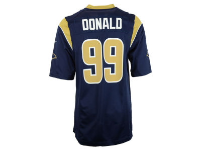 Los Angeles Rams Aaron Donald Nike NFL Youth Game Jersey