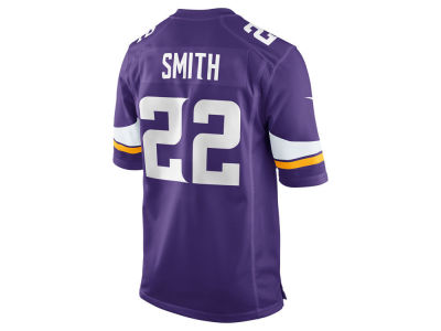 Minnesota Vikings Harrison Smith Nike NFL Youth Game Jersey