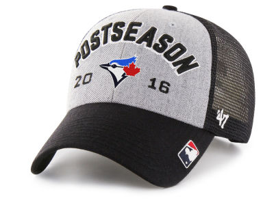 Toronto Blue Jays '47 MLB 2016 Post Season Locker Room Cap