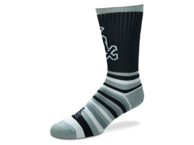 Chicago White Sox For Bare Feet Lotta Stripe Crew Sock