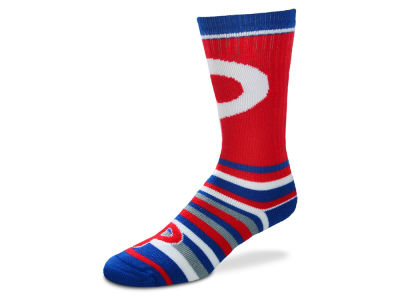 Philadelphia Phillies Lotta Stripe Crew Sock