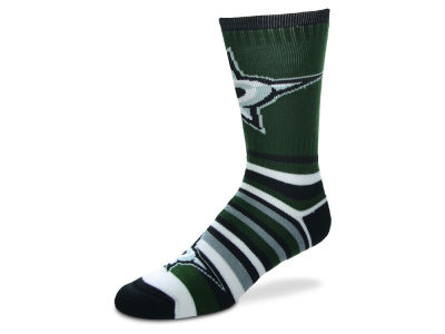 Dallas Stars For Bare Feet Lotta Stripe Crew Sock