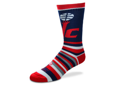 Washington Wizards For Bare Feet Lotta Stripe Crew Sock