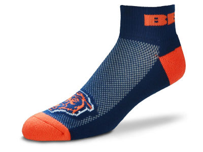Chicago Bears For Bare Feet The Cuff Ankle Socks