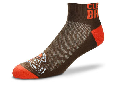 Cleveland Browns The Cuff Ankle Socks