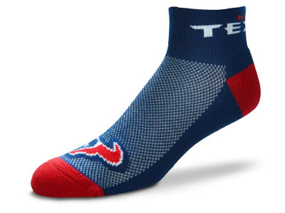 Houston Texans The Cuff Ankle Socks
