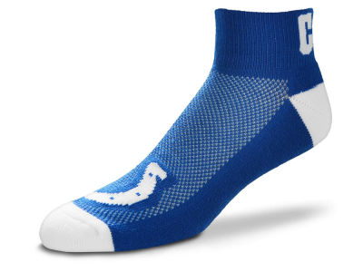 Indianapolis Colts The Cuff Ankle Socks
