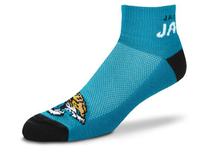 Jacksonville Jaguars For Bare Feet The Cuff Ankle Socks