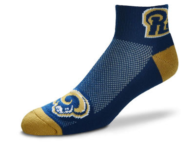 Los Angeles Rams The Cuff Ankle Socks