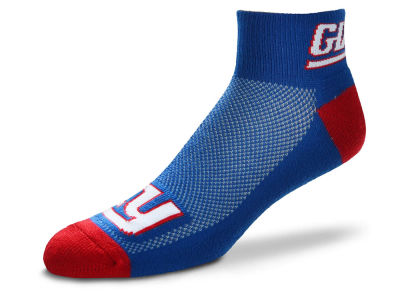 New York Giants The Cuff Ankle Socks