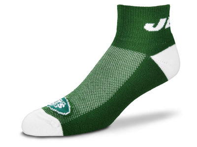 New York Jets For Bare Feet The Cuff Ankle Socks