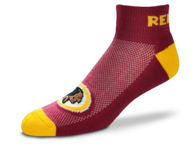 Washington Redskins The Cuff Ankle Socks