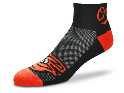 Baltimore Orioles For Bare Feet The Cuff Ankle Socks