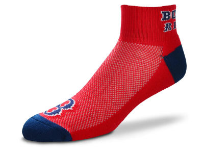Boston Red Sox For Bare Feet The Cuff Ankle Socks