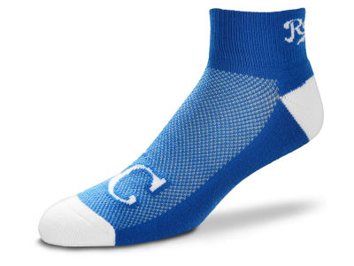 Kansas City Royals The Cuff Ankle Socks