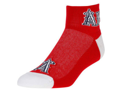 Los Angeles Angels For Bare Feet The Cuff Ankle Socks