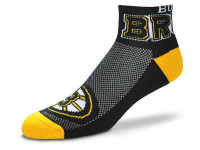 Boston Bruins The Cuff Ankle Socks
