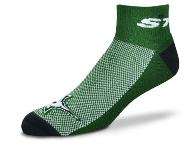 Dallas Stars For Bare Feet The Cuff Ankle Socks