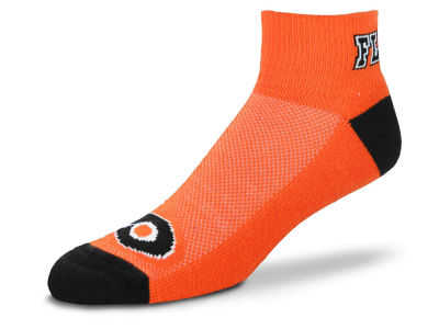 Philadelphia Flyers For Bare Feet The Cuff Ankle Socks