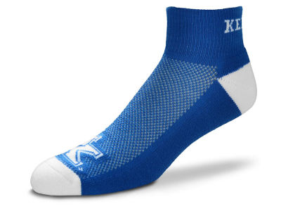 Kentucky Wildcats For Bare Feet The Cuff Ankle Socks
