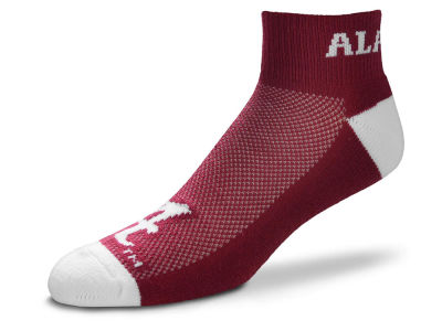 Alabama Crimson Tide The Cuff Ankle Socks