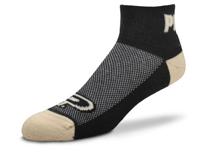 Purdue Boilermakers For Bare Feet The Cuff Ankle Socks