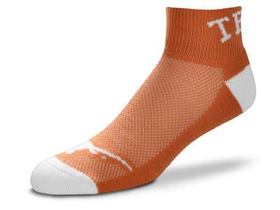 Texas Longhorns For Bare Feet The Cuff Ankle Socks