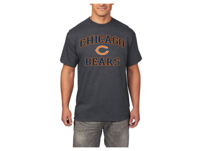Chicago Bears AC DC NFL Men's Heart and Soul 3XL-4XL T-Shirt