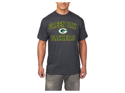 Green Bay Packers AC DC NFL Men's Heart and Soul 3XL-4XL T-Shirt
