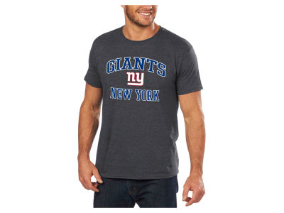 New York Giants AC DC NFL Men's Heart and Soul 3XL-4XL T-Shirt