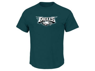Philadelphia Eagles AC DC NFL Men's Basic Logo Performance T-Shirt
