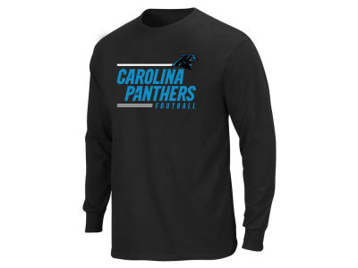 Carolina Panthers AC DC NFL Men's Line of Scrimmage ES T-Shirt