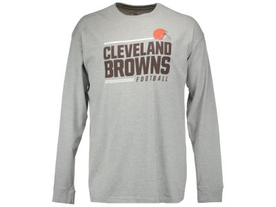 Cleveland Browns AC DC NFL Men's Line of Scrimmage ES T-Shirt