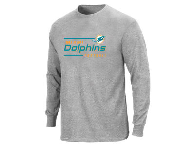 Miami Dolphins AC DC NFL Men's Line of Scrimmage ES T-Shirt
