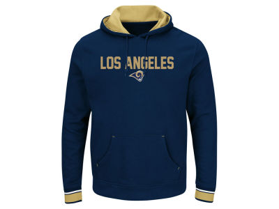 Los Angeles Rams AC DC NFL Men's Championship 3X Hoodie