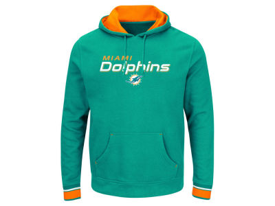 Miami Dolphins AC DC NFL Men's Championship 3X Hoodie