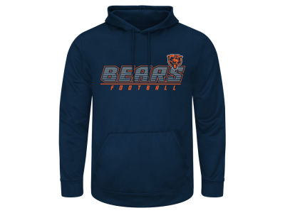 Chicago Bears AC DC NFL Men's Punt Return 3X-5X Hooded Sweatshirt