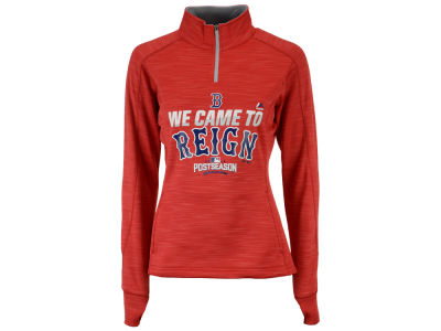 Boston Red Sox Majestic MLB Women's 2016 AC Post Season Streak Hoodie