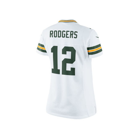 Green Bay Packers Aaron Rodgers Nike NFL Women's Color Rush Limited Jersey
