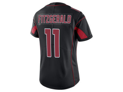 Arizona Cardinals Larry Fitzgerald Nike NFL Women's Color Rush Limited Jersey