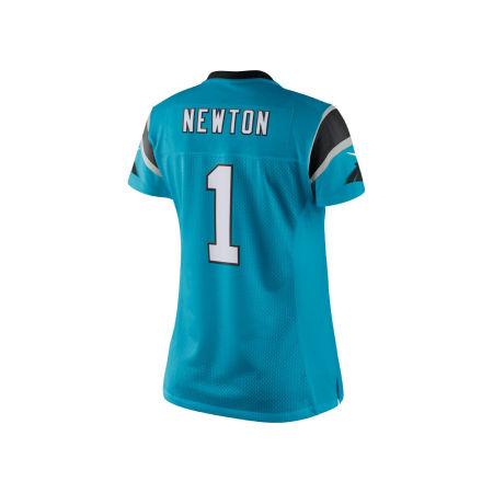 Carolina Panthers Cam Newton Nike NFL Women's Color Rush Limited Jersey