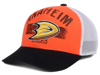 Anaheim Ducks Reebok NHL Truckn Adjustable Cap