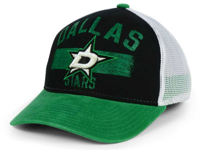 Dallas Stars Reebok NHL Truckn Adjustable Cap