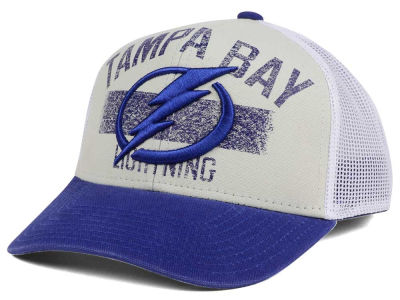 Tampa Bay Lightning Reebok NHL Truckn Adjustable Cap