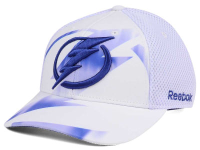 Tampa Bay Lightning Reebok NHL 2017 Snowball Adjustable Cap